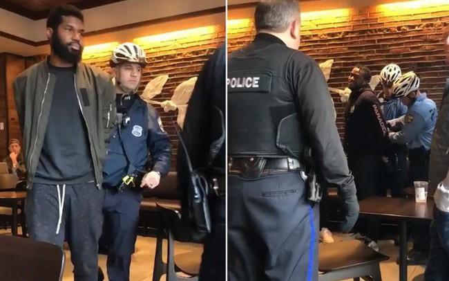 Nhân viên báo cảnh sát bắt hai khách không gọi đồ uống, Starbucks cuống cuồng đi sửa sai và xin lỗi