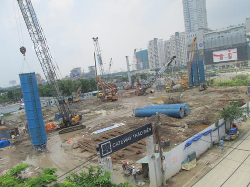 Tranh chấp tại dự án Gateway Thảo Điền: Quận 2 phải thu hồi lại quyết định giao đất