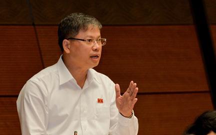 Đại biểu Quốc hội Nguyễn Sỹ Cương