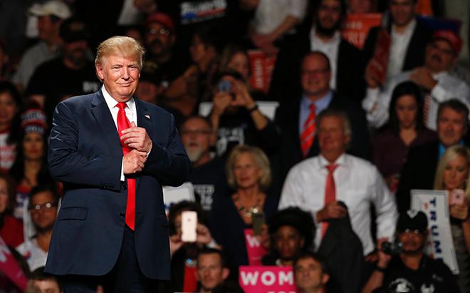 Donald Trump - Người chiến thắng bằng trái tim chân thành - Ảnh 4.