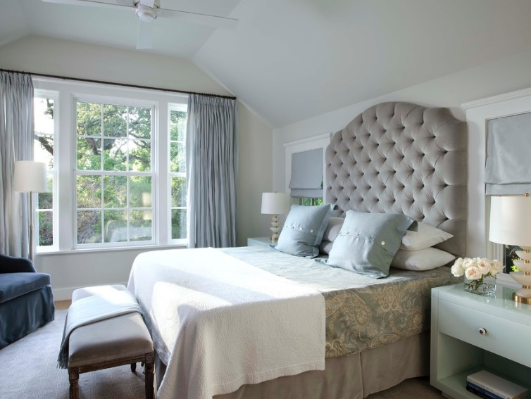 Những mẫu trang trí tường đầu giường đẹp miễn chê