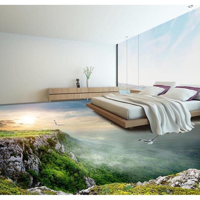 Không gian phòng ngủ êm đềm chưa từng có.