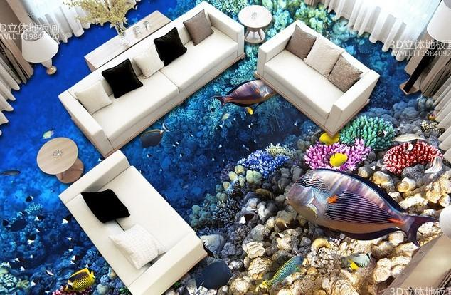 Đây là phòng khách mà bất cứ ai cũng mơ ước có trong nhà.