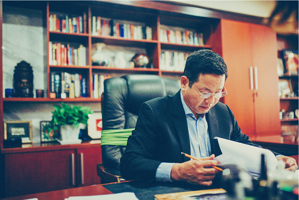 """Chủ tịch FPT Trương Gia Bình: """"Ai cũng có một giấc mơ… Tôi mơ về một thành phố công nghệ"""" - Ảnh 6."""