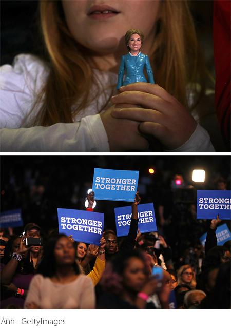 Hillary Clinton - Người phụ nữ hai lần vấp ngã trước cửa Nhà Trắng - Ảnh 8.