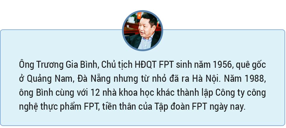 """Chủ tịch FPT Trương Gia Bình: """"Ai cũng có một giấc mơ… Tôi mơ về một thành phố công nghệ"""" - Ảnh 2."""