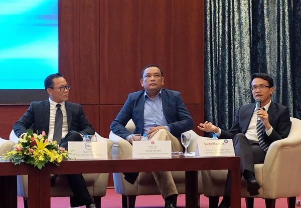 Ông Khổng Phan Đức - Tổng Giám Đốc VietinBankSc.