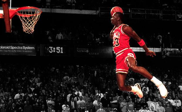 Điều khiến Jordan trở nên độc nhất là khả năng tập trung vào mục tiêu cùng kỷ luật nghiêm túc của mình.
