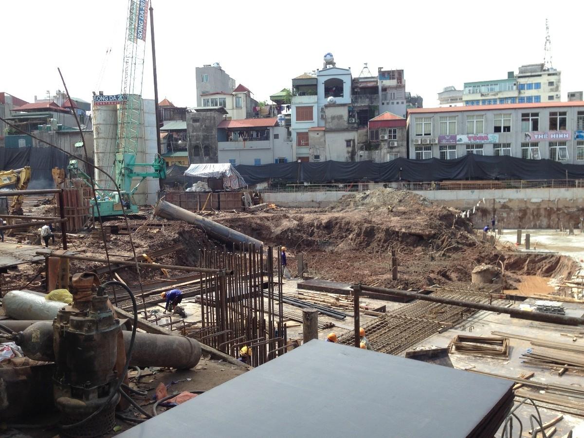 Hiện tại, các căn hộ dự án Hanoi Aqua Central có giá từ 60-80 triệu đồng/m2.