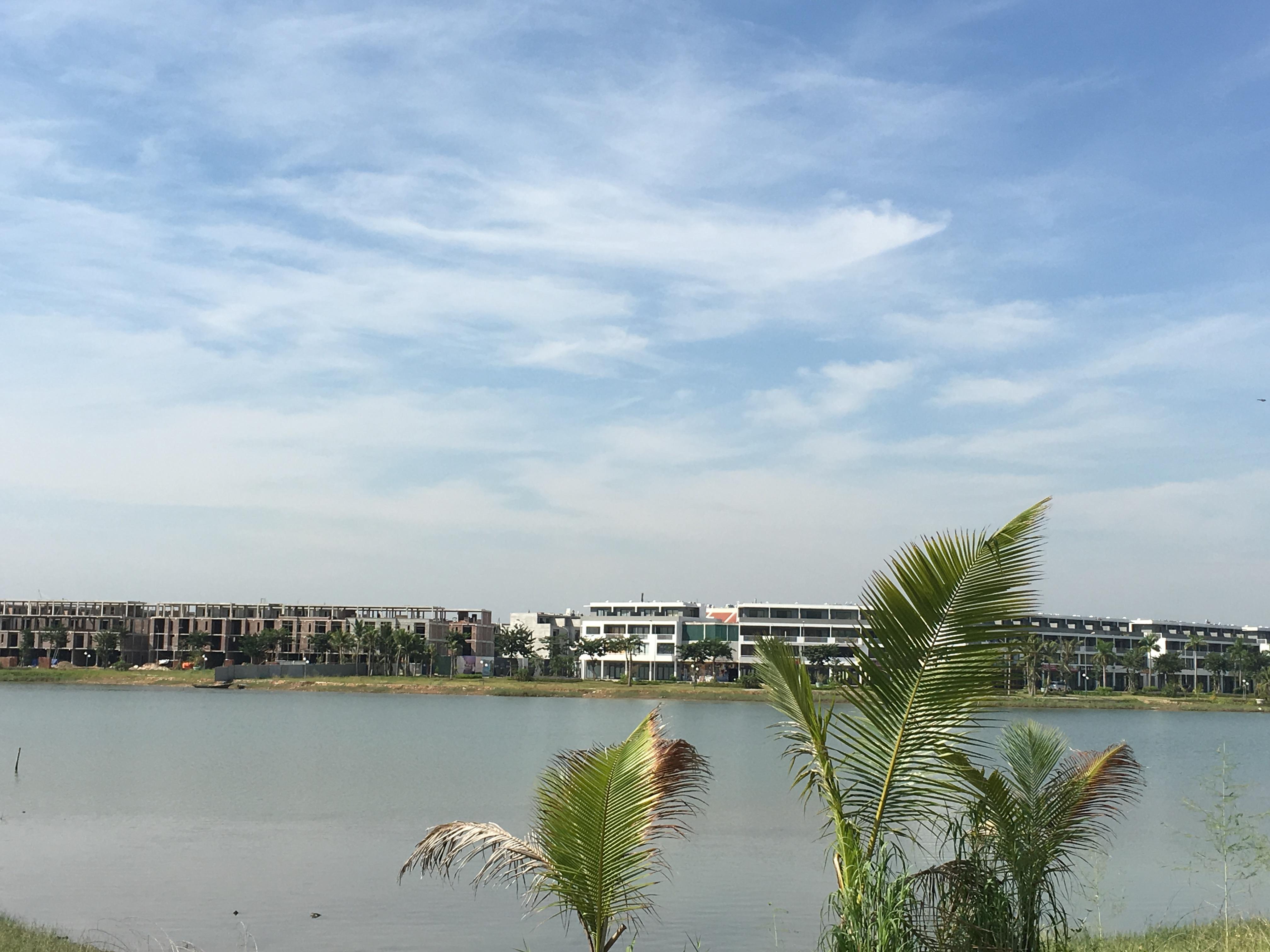 Khu nhà ở tại dự án Hạ Long Marina