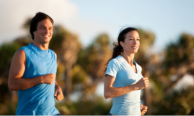 Duy trì thói quen tập thể dục trong những ngày Tết.