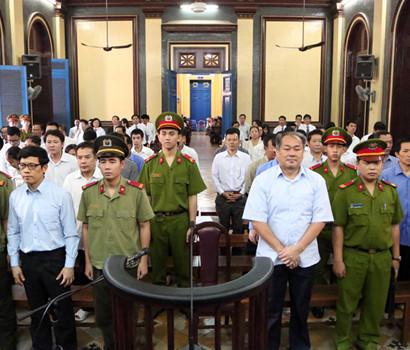 Phiên tòa chiều 25/8: Phạm Công Danh khẳng định làm việc với ông Trần Quý Thanh, không phải bà Bích - Ảnh 1.