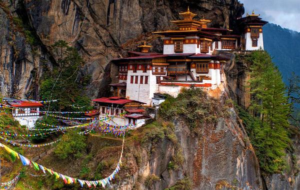 Đất nước Bhutan thanh bình, trong trẻo và mang trong mình nhiều bí mật hấp dẫn.