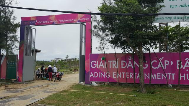 Cận cảnh dự án đang làm nóng thị trường địa ốc Đà Nẵng.