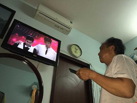 Người dân ở chung cư phải được quyền tự do lựa chọn dịch vụ viễn thông, truyền hình. Ảnh: Q. NHƯ