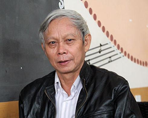 PGS.TS Hồ Tấn Sáng (Ảnh: Báo Đà Nẵng)
