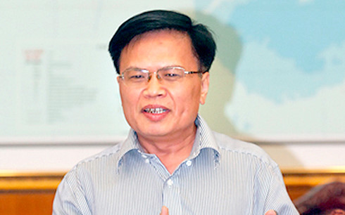 Tiến sĩ Nguyễn Đình Cung, Viện trưởng Viện Quản lý kinh tế Trung ương -CIEM (Ảnh: Internet)
