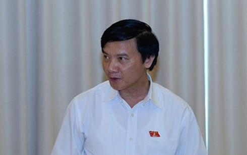 Nguyễn Khắc Định - Chủ nhiệm Ủy ban Pháp luật của Quốc hội