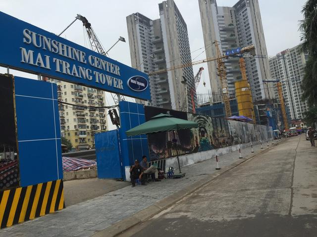 Dự án này chính là dự án Mai Trang Tower, sau khi về tay Sunshine Group trong quý 3/2016 đã được ông chủ mới triển khai với tốc độ khá nhanh.