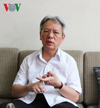TS Nguyễn Sĩ Dũng.