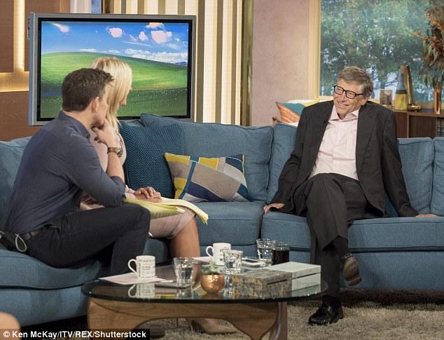 Bill Gates trở lời phỏng vấn và chia sẻ về con cái của mình.