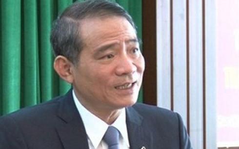 Bộ trưởng Bộ Giao thông Vận tải Trương Quang Nghĩa