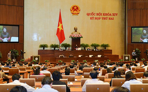 Kỳ họp thứ 2 Quốc hội khoá XIV diễn ra từ 20/10-23/11 tại Hà Nội