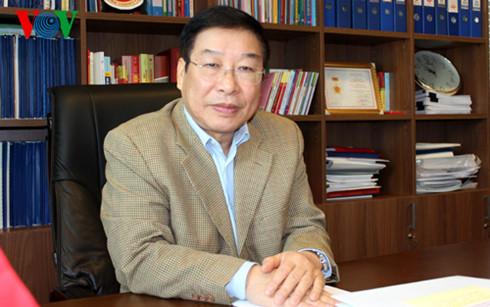 Ông Lê Minh Thông, nguyên Phó Chủ nhiệm Ủy ban Pháp luật của Quốc hội khóa XIII