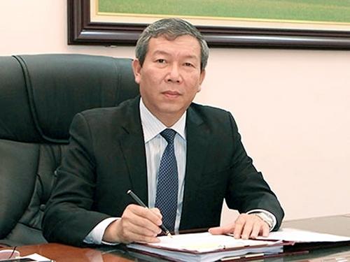 Ông Trần Ngọc Thành