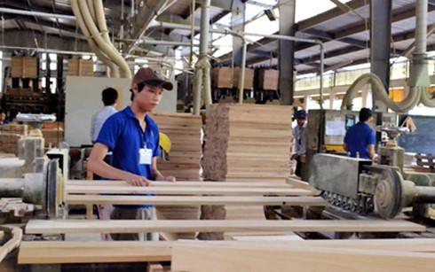 Trung Quốc là thị trường xuất khẩu quan trọng về các mặt hàng gỗ và sản phẩm gỗ của Việt Nam (Ảnh minh họa: KT)