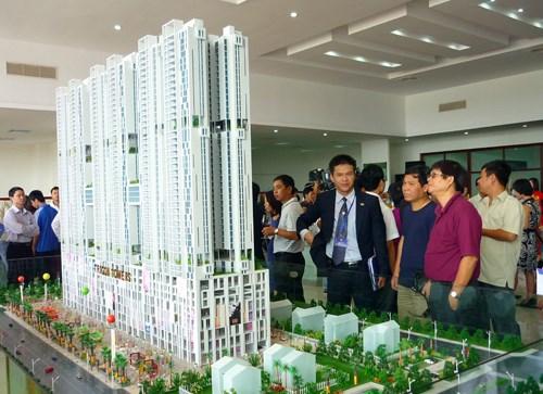 Giá nhà ở năm 2016 theo ông Thường không có nhiều biến động, một số dự án lớn và chuẩn bị bàn giao giá cả có tăng nhẹ.