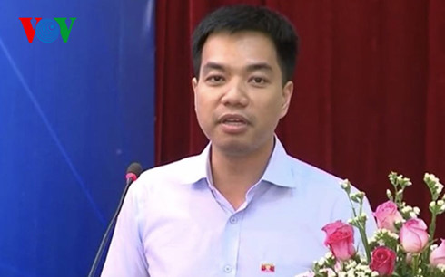 Ông Mạc Quốc Anh, Bí thư Chi bộ, Hiệp hội doanh nghiệp nhỏ và vừa thành phố Hà Nội.