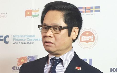 Ông Vũ Tiến Lộc, Chủ tịch VCCI nhận định, niềm tin vào môi trường kinh doanh của người dân và doanh nghiệp đã trở lại.