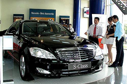 VCCI đề nghị bỏ quy định nhập xe giống Thông tư 20 - Ảnh 1.