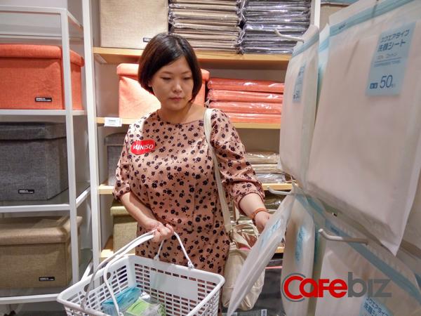 Khách hàng hoang mang nghi Miniso là thương hiệu Trung Quốc, và đây là câu trả lời của nhà sáng lập Nhật Bản! - Ảnh 1.