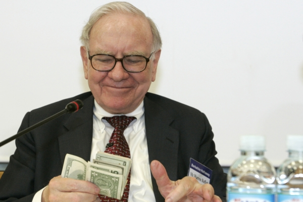 Warren Buffett đã quyết tâm trở nên giàu có ngay khi còn rất nhỏ