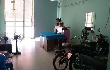 """Bên trong nơi Nguyễn Mạnh Hà lừa người dân là """"chi nhánh"""" ngân hàng quốc tế Citibank tại Quảng Ninh."""