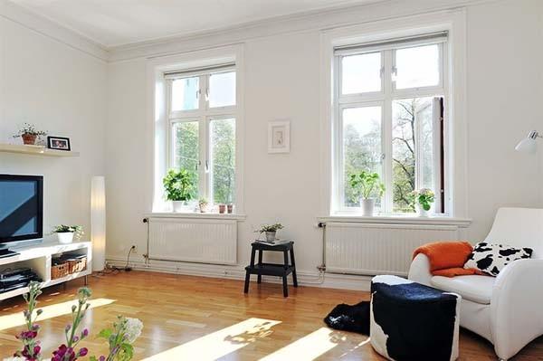 Quá nhiều cửa sổ sẽ khiến tài lộc trong nhà dễ bị tiêu tán.