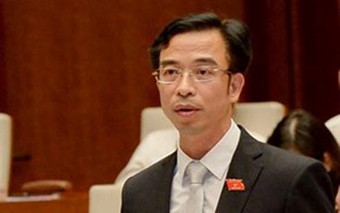 ĐBQH Nguyễn Quang Tuấn (đoàn Hà Nội)