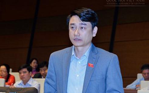 Đại biểu Lê Anh Tuấn