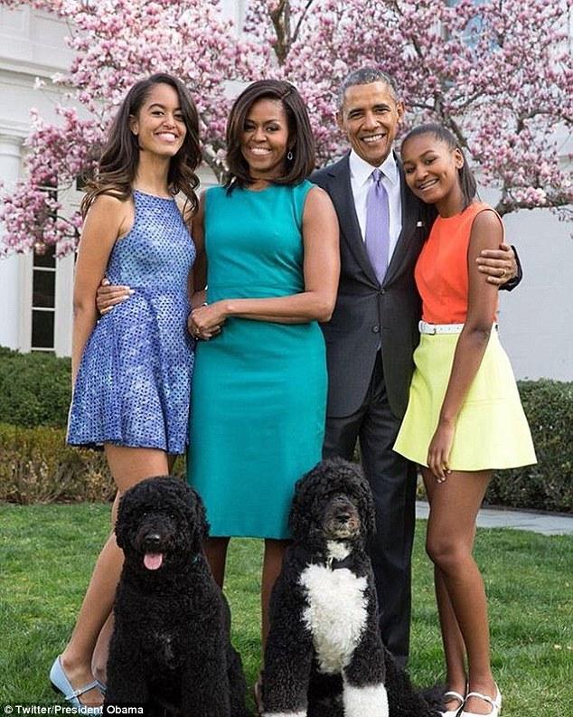 Gia đình Tổng thống Obama được cho đã mua một căn biệt thự ở Rancho Mirage, bang California. Ảnh: New York Post