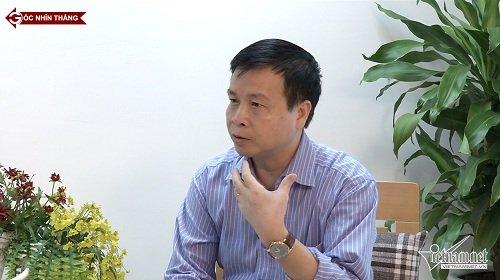 Ông Nguyễn Hoàng Hải, Giám đốc Trung tâm Quản lý và điều hành giao thông, Sở GTVT Hà Nội chia sẻ với Góc nhìn thẳng về xe buýt nhanh