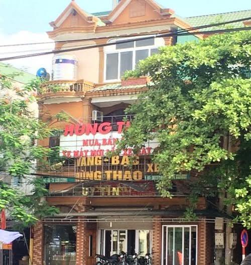 Doanh nghiệp tư nhân Hùng Thảo đóng trên địa bàn khối 6, thị trấn Con Cuông (Nghệ An).