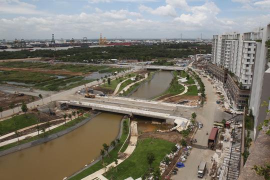 Cận cảnh Phố Đông Sài Gòn sáng 2-9 - Ảnh 10.