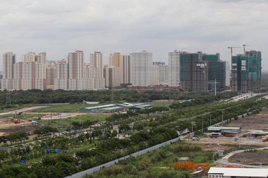 Cận cảnh Phố Đông Sài Gòn sáng 2-9 - Ảnh 15.