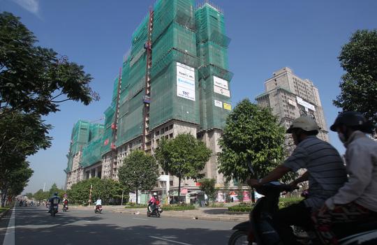 Cận cảnh Phố Đông Sài Gòn sáng 2-9 - Ảnh 17.