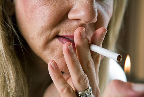 9 bộ phận cơ thể bị hủy hoại bởi thuốc lá - Ảnh 2.