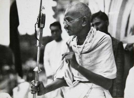 Mahatma Gandhi từng được đề cử Nobel hòa bình nhưng chưa bao giờ thắng giải. Ảnh: AP.