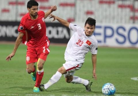 Bóng đá Việt Nam đang xuất hiện nhiều tài năng trẻ đầy hứa hẹn.