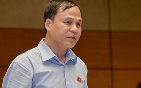 Đại biểu Quốc hội Nguyễn Bắc Việt